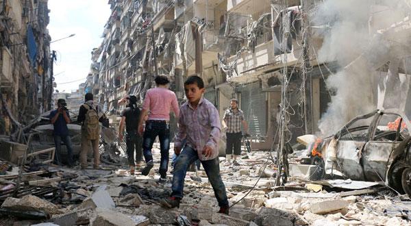 مقتل أكثر من 170 مدنيًا في الرقة بضربات تقودها أمريكا