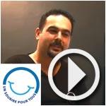 En Vidéo, l'interview de Mohamed Rafet Derbel, président de l'association ''Un sourire pour tous''