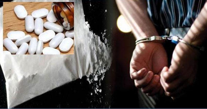 سوسة :إلقاء القبض على 04 أشخاص من أجل ترويج الأقراص المخدرة