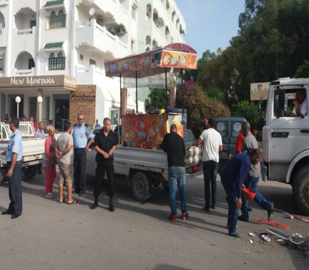 بالصور: حملة موسعة في مدينة سوسة للتصدي للمظاهر المزرية والمخلة بالأمن العام