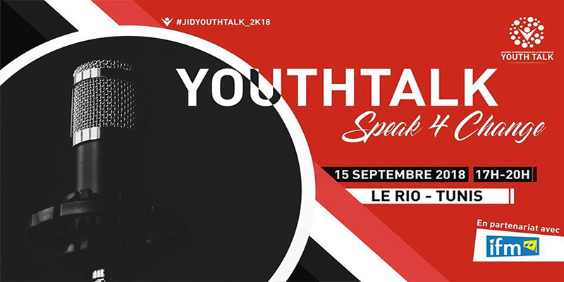 YOUTHTALK: Speak 4 change