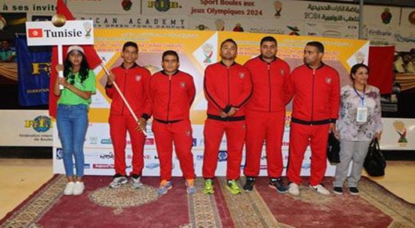 أشرف الزواوي يتوج ببطولة العالم للكرة الحديدية