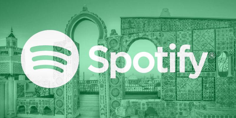 Spotify, le service de Streaming Musical arrive en Tunisie