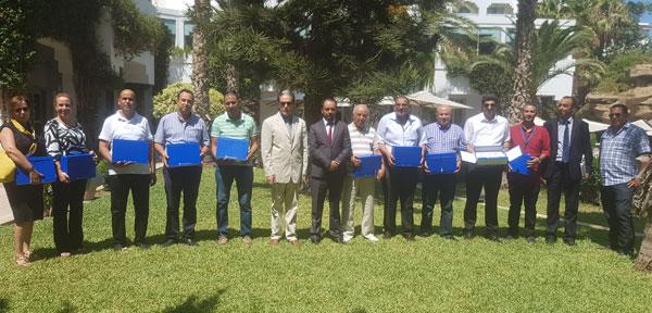 STAFIM : Cérémonie de remise des diplômes de certification Odas pour les sites Peugeot