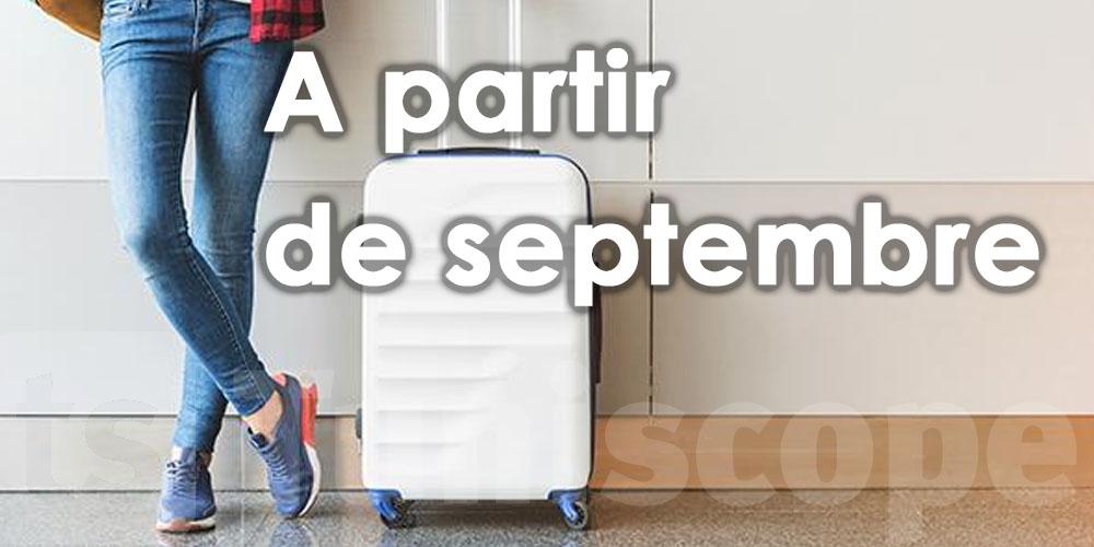 Reprise des stages à l'étranger pour les étudiants à partir de septembre prochain
