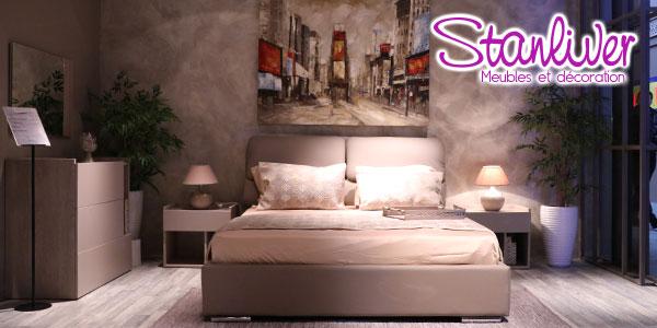 En vidéo : Pour une déco chaleureuse et un effet cocooning, visitez le stand Stanliver au salon du meuble au Kram