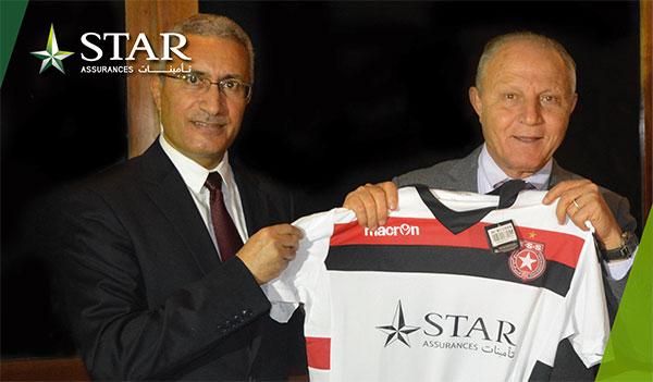 STAR Assurances signe un nouveau partenariat avec l'Etoile Sportive du Sahel