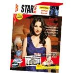 Dorra Zarrouk en couverture du Star Mag numéro 2
