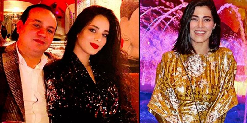 En photos : Comment les célébrités tunisiennes ont-elles fêté le nouvel an