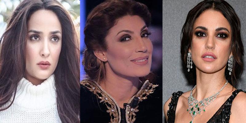 En photos : Les looks des stars tunisiennes au Festival du film d'El Gouna