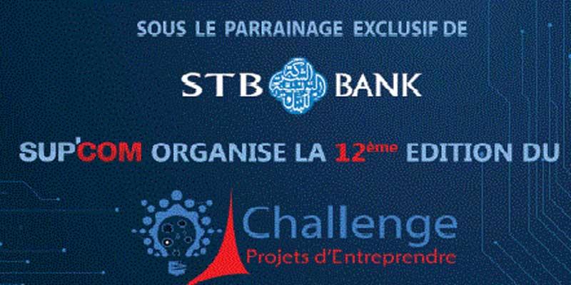 Challenge Projets d'Entreprendre Sous le parrainage exclusif de STB BANK