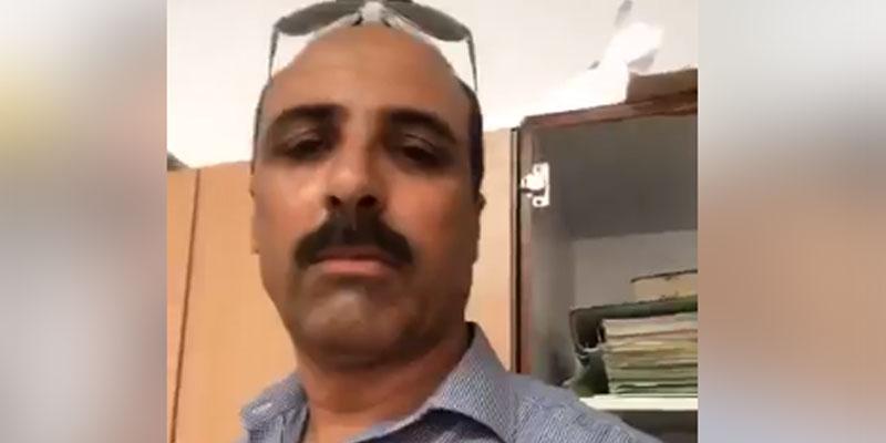 En vidéo : Deux citoyens séquestrés au bureau d'un agent de la STEG