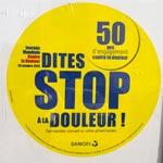 Dites Stop à la douleur ! la campagne de Sanofi qui vient au bon moment ?