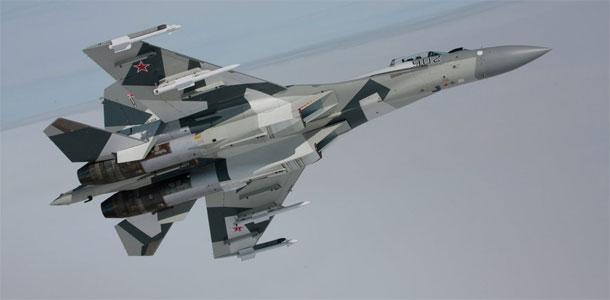Le SU-35, l'avion russe qu'il ne faut pas défier, prévient le vice-premier ministre russe