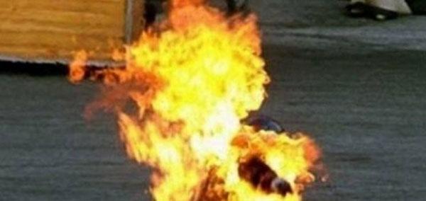 تلميذ بالابتدائي يشعل النار في زميله ويتسبب بمقتله