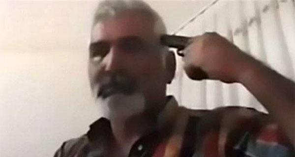 في بثٍ مباشر على ''فايسبوك'' انتحر بسبب ابنته