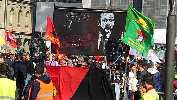 سويسرا تفتح تحقيقاً حول التحريض على قتل أردوغان