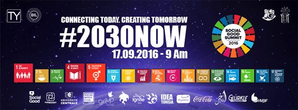 Social Good Summit Tunisia 2016