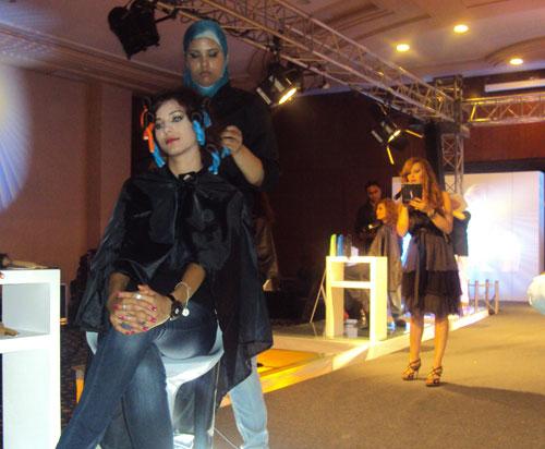 Co Creation de Sunsilk une gamme haute couture !