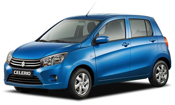 La Suzuki CELERIO en Tunisie aux alentours de 25 600 DT