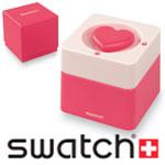 MON cœur, OUVRE-TOI, Une Swatch comme cadeau pour réunir tous les amoureux