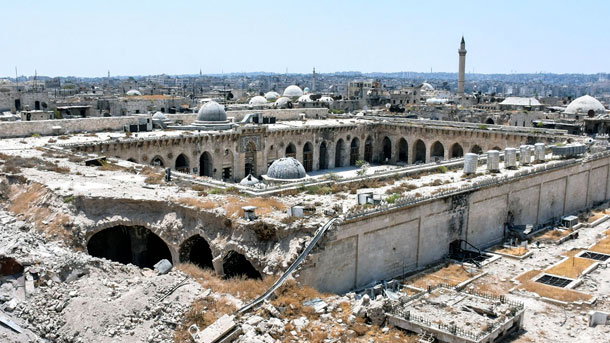 Après avoir aidé à la reprise d'Alep, Moscou veut reconstruire