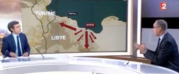 Vidéo : Syrte reconquise, des djihadistes sont en fuite, parfois vers la Tunisie