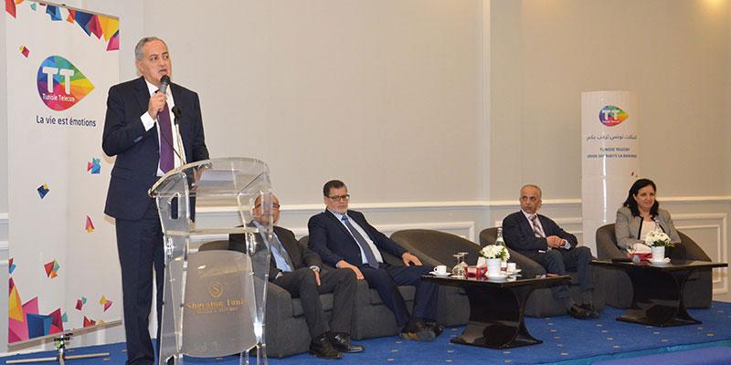 En vidéo : Cérémonie en l'honneur des retraités de Tunisie Telecom