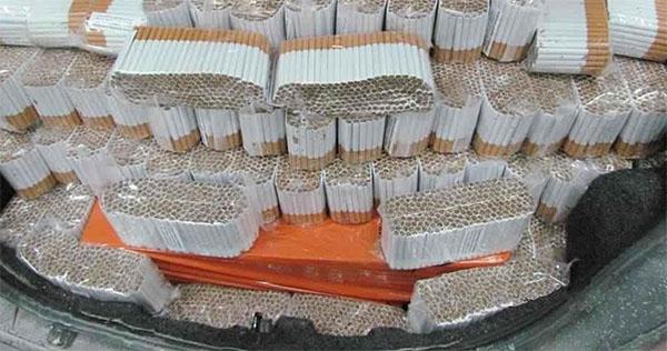 مدنين: سجائر مهرّبة قيمتها أكثر من 150 ألف دينار