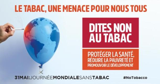 Le tabagisme cause 30 à 40 décès par jour en Tunisie