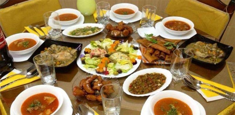 منظمة الصحة العالمية تحذر، أطعمة ومشروبات يجب تجنبها في رمضان
