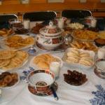 L'art de recevoir à Ramadan : Préparation et mise en place de la table