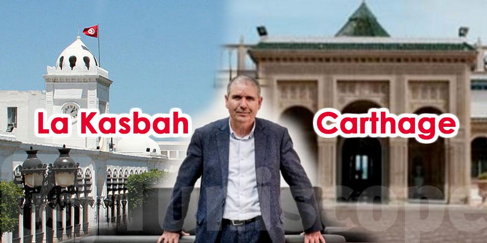Sur sa route vers Carthage, Taboubi passe par la Kasbah