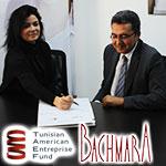 Le Tunisian American Enterprise Fund investit dans l'artisanat via la société Bachmara