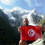 Tahar Manaï réalisera-t-il son rêve de planter le drapeau national au sommet de l'Everest ?