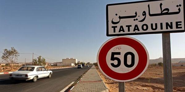 تطاوين :سيارات على وجه الكراء تنهب مركز الحرس الوطني سيدي مصباح