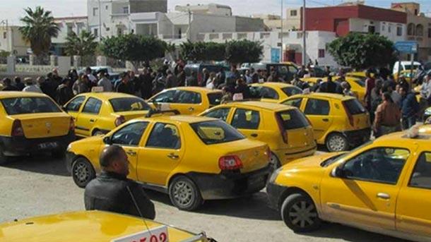 Tous les détails sur la grève des taxis, prévue pour lundi 31 octobre