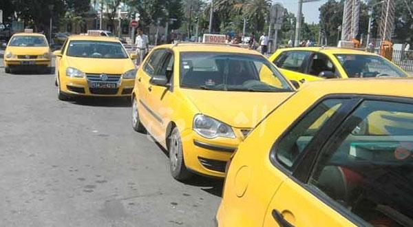 ولاية تونس :لن نسمح للأمنيين بقيادة سيارات الأجرة