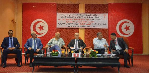 La Tunisie campe sur sa position et refuse toute intervention en Libye, assure Taieb Baccouche
