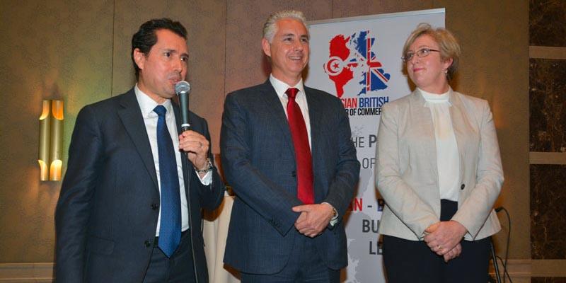 En photos : Réception du Nouvel An de la Chambre de Commerce Tuniso Britannique