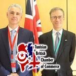 L'Envoyé Spécial du Premier Ministre Britannique rencontre la Chambre Tuniso-Britannique