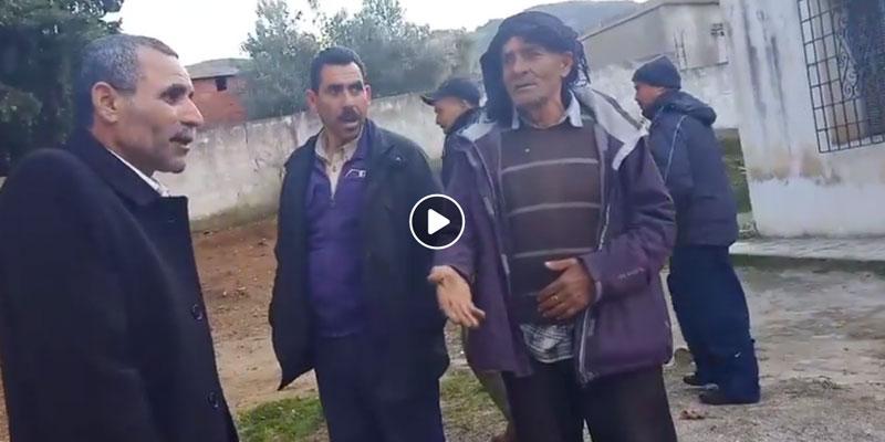 La vidéo choquante de Fayçal Tebbini