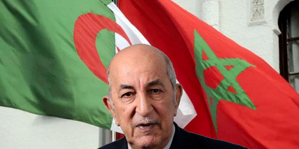 Il semble que les frères marocains ont un problème avec nous, déplore Tebboune