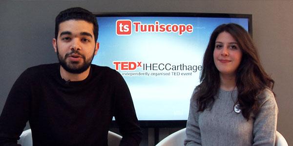 En vidéo : Tous les détails sur le TEDx IHECCarthage dans sa 2ème édition 'First'