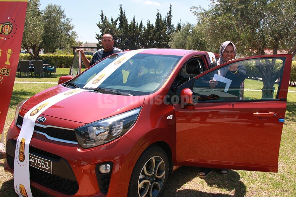 Les gagnants du grand Jeu Marbouha de Tunisie Telecom