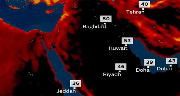 دول عربية تعيش أشد موجة حر منذ 136 عاما