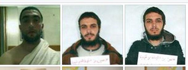 Attention : Ces 3 individus sont des terroristes dangereux