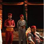 ''Allah Yunsor Sidna'' en ouverture du festival de Hammamet, jeudi 9 juillet