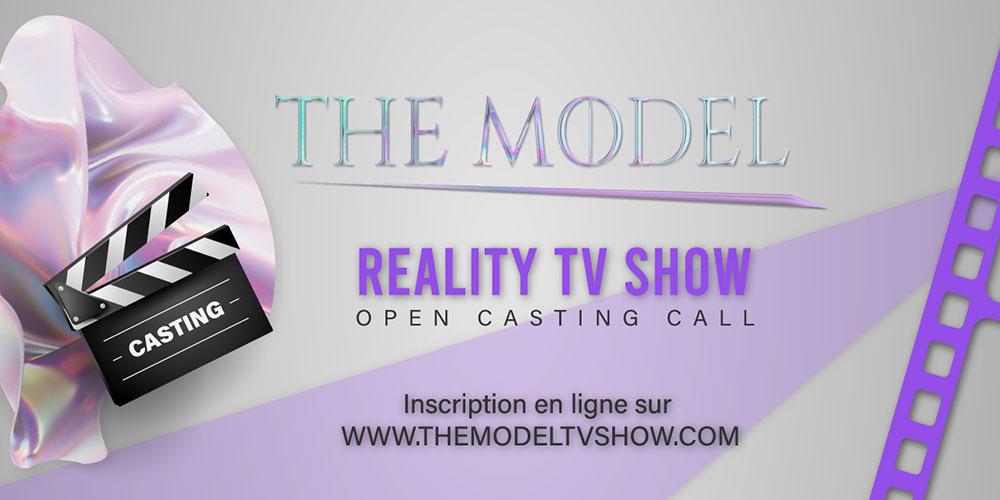 THE MODEL, la nouvelle télé-réalité tunisienne aux normes internationales
