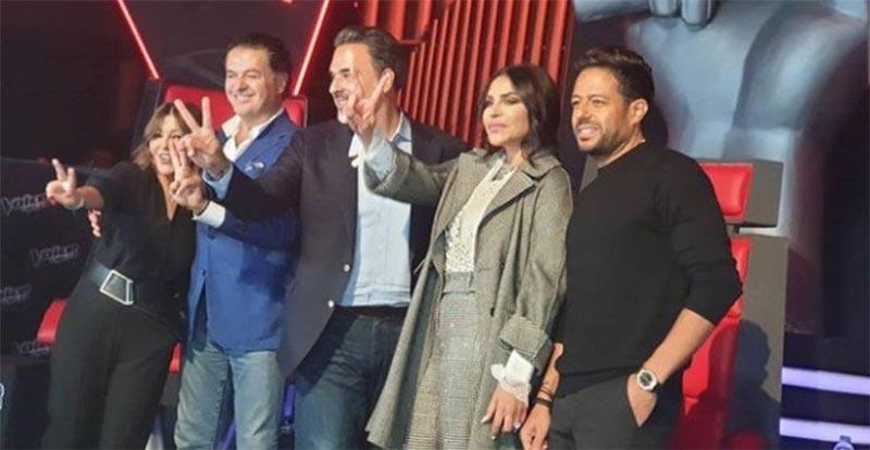 نجوم ''ذا فويس'' يكشفون كواليس الموسم 5 قبل أسبوع من انطلاقه